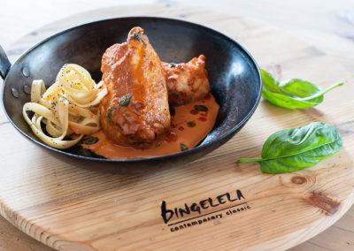 Bingelela Chicken Ballontine