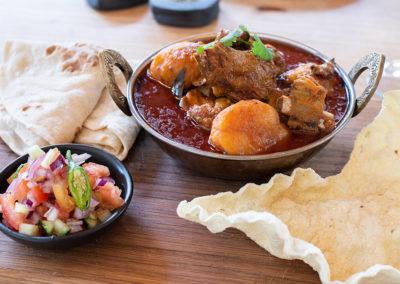 Bingelela Lamb Curry